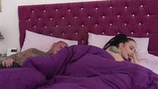 Alessa gets morning intercourse with step-brother